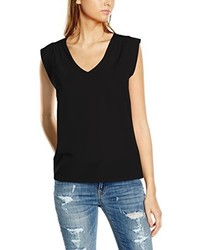 Blusa negra de French Connection