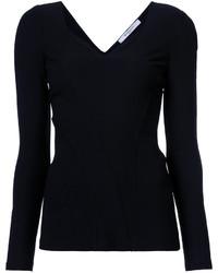 Blusa negra de Givenchy