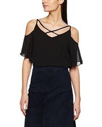 Blusa negra de New Look