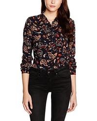 Blusa negra de Q/S designed by