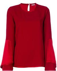 Blusa roja de P.A.R.O.S.H.