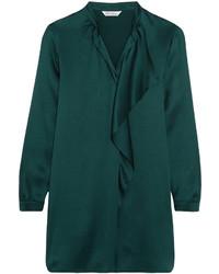 Blusa verde oscuro