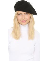 Boina negra de Hat Attack