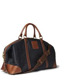 440ae7dd02b ... Bolsa de viaje de lona azul marino de Polo Ralph Lauren ...