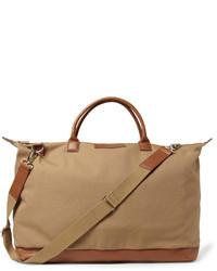Bolsa de viaje marrón