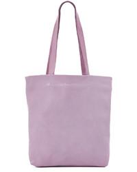 Bolsa tote violeta claro de Clare Vivier
