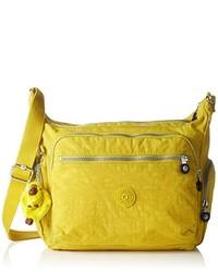 Bolso amarillo de Kipling