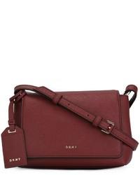 cc3be99e4 Comprar un bolso bandolera de cuero rojo Donna Karan | Moda para ...