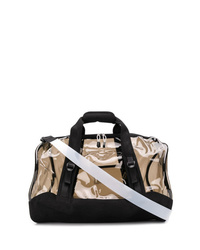Bolso baúl de cuero negro de Nana-Nana