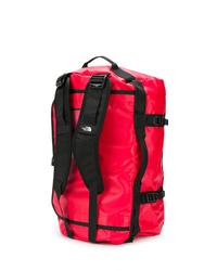 Bolso baúl de lona rojo de The North Face