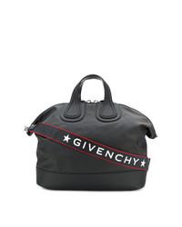 Bolso Baúl Gris Oscuro de Givenchy