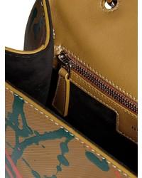 Bolso de hombre de cuero marrón claro de Burberry, €2.032