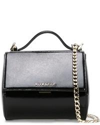 Bolso de Hombre de Cuero Negro de Givenchy