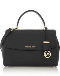 Bolso de Hombre de Cuero Negro de MICHAEL Michael Kors