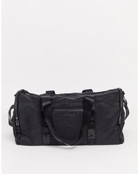 Bolso deportivo de lona negro de Juicy Couture