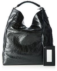 Bolso negro de Balenciaga