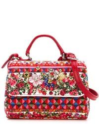 Bolso rojo de Dolce & Gabbana