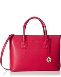 Bolso rosa de Furla
