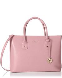 Bolso rosado de Furla