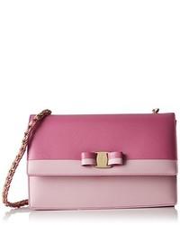 Bolso rosado de Salvatore Ferragamo