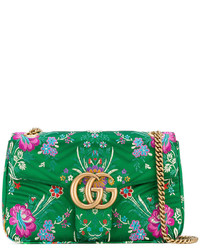 Bolso verde de Gucci