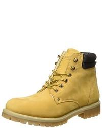 Botas amarillas de Jack & Jones