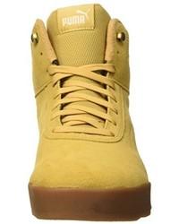3f4f8c13f ... Botas amarillas de Puma