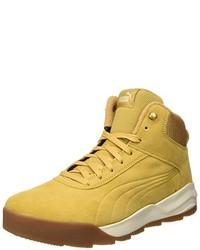 Botas amarillas de Puma
