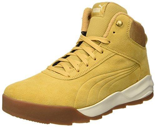 02efa2085 ... Botas amarillas de Puma ...