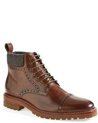 Botas brogue de cuero original 6703439
