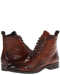 Botas brogue marrones original 6703321