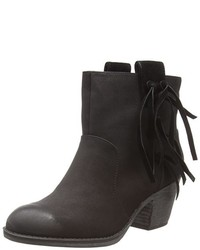 Botas camperas negras de Rocket Dog