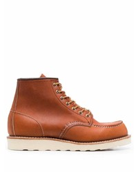 Botas casual de cuero marrónes de Red Wing Shoes