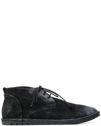 Botas casual de cuero negras de Marsèll