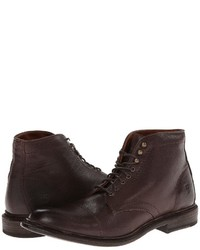Botas casual marron oscuro original 11313216