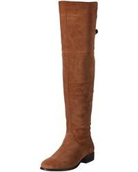 Botas de caña alta marrónes de Vero Moda