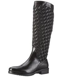 Botas de caña alta negras de Gerry Weber