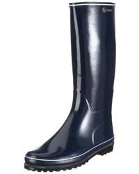 Botas de lluvia azul marino de Aigle