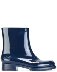 Botas de lluvia azul marino de No.21
