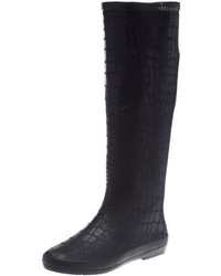 Botas de lluvia negras de BE ONLY