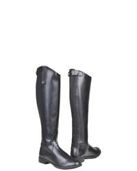 Botas de lluvia negras de Hkm