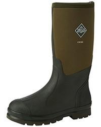 Botas de lluvia verde oscuro de Muck Boot
