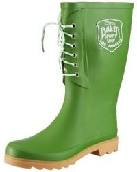 Botas de lluvia verdes de Beck