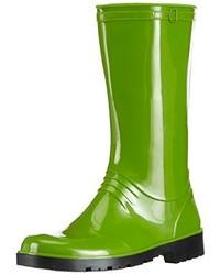 Botas de Lluvia Verdes de Chuva