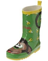 Botas de lluvia verdes de JARDY