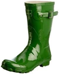 Botas de lluvia verdes de Unbekannt