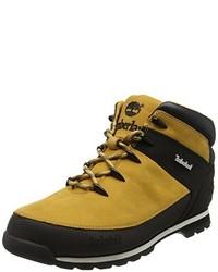 Botas de trabajo amarillas de Timberland
