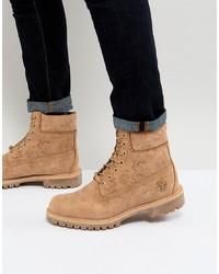 35c822b2d5c Comprar unas botas marrón claro Timberland de Asos | Moda para ...