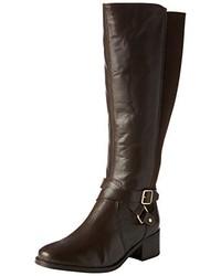 Botas en marrón oscuro de New Look