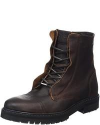 Botas en marrón oscuro de Pepe Jeans